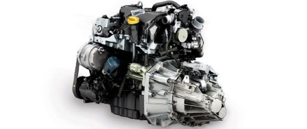 мотор дастер