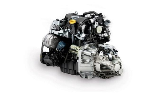 двигатель для дастер