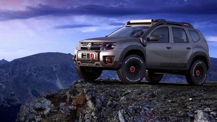 duster extreme 2017