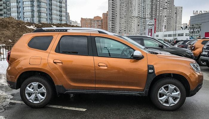 Рено Дастер (Renault Duster) 2020