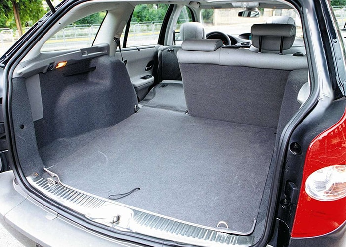 багажник лагуна универсал