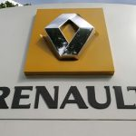 Логотип корпорации Renault