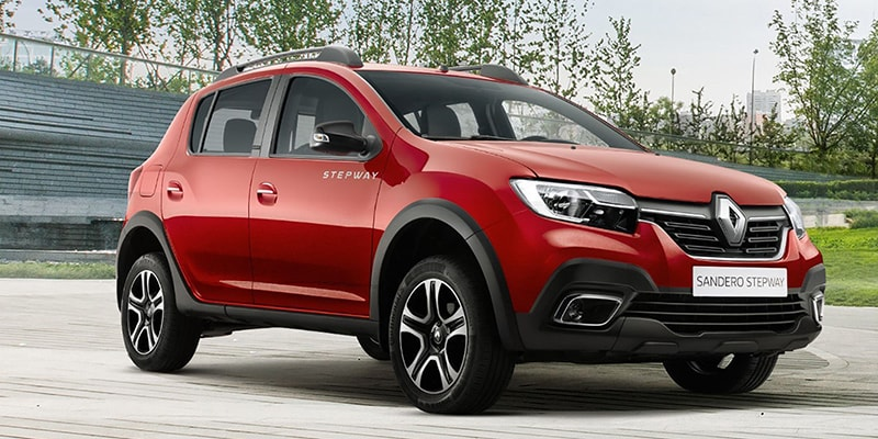 Сандеро Stepway City