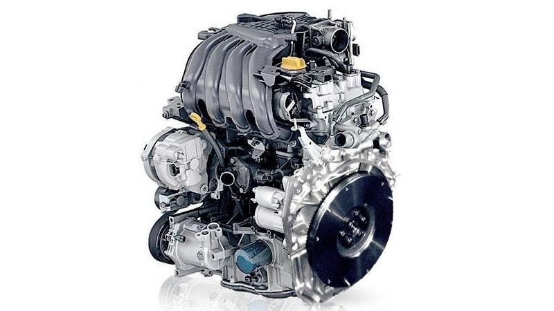двигатель с вариатором