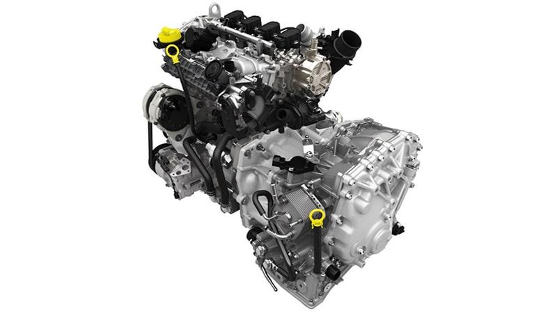 нвый двигатель