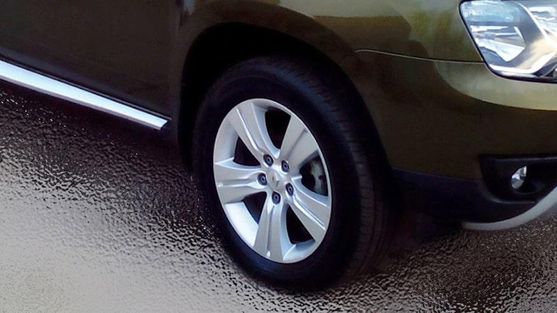 колеса Duster