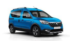 Миниатюра к статье Стартовали продажи нового Dokker Stepway от компании Renault