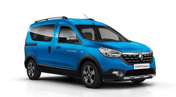 Renault Dokker Stepway в России